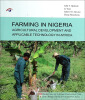 FARMING IN NIGERIA(AGRICULTURAL DEVELOPMENT AND ejor tiku structure conduct and performance of palm oil marketing in nigeria