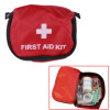 First Aid Kit 0.7L Красный Кемпинг Emergency Survival сумка бинты Drug Водонепроницаемый kitcox70427fao4001 value kit first aid only inc alcohol cleansing pads fao4001 and glad forceflex tall kitchen drawstring bags cox70427