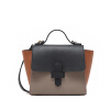 MICOCAH Brand 3 Diffrient Colors Patchwork Women Bags Quality PU Leather Women Messenger Bags GN40012 пуф patchwork colors