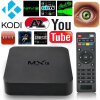 MXQ Android 4.4.2 Quad Core Smart TV Box Mini PC Streaming Media Player- Ultra HD 4K - Internet 1080p HD WiFi Streaming Video Play 2017 newest cs918 4 core smart tv box 2g 16g 1080p wifi mini pc fully loaded for android 4 4