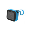 Wireless Bluetooth2.1 Speaker Waterproof Mini TF Card Speaker for IPhone W02 (Blue/Orange/Black/Green) t050 3w mini portable retractable stereo speaker w tf black golden 16gb max