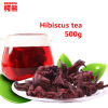 500g Newest health care Roselle tea,hibiscus tea,2lb Natural weight loss dried flowers Tea,the products herb skin food H04 roselle nectar flower fruit tea 120g canned