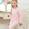 Hello Kitty (HELLO KITTY) Детское термобелие устанавливает толстую девушку Qiuyiqiuku KT5082 Rose 110сма hot casual travel men s backpacks cute pet dog printing backpack for men large capacity laptop canvas rucksack mochila escolar