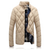 Men's Winter Jacket Plus Size 5XL Fashion Warm Parka Coat Brand New Arrival Men Designed Down Jackets Casual Men Slim Fits Coats 2016 new men down jacket fashion slim wool liner brand clothing black khaki red dark blue winter jacket men plus size mt107