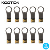 Waterproof Metal USB Flash Drive 2.0 Car Key USB Stick 16GB 8GB 4GB 2GB 1GB Black usb flash drive 16gb iconik снеговик rb sm1 16gb