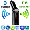 Car FM Transmitter Kit Bluetooth Hands-free Radio Adapter MP3 Player LCD Charger 220130 rs 1010bt car bluetooth hands free stereo mp3 player