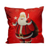 MyMei Christmas Sofa Bed Home Decoration Festival Pillow Case Cushion Cover horrored halloween night printed sofa cushion pillow case