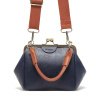 MICOCAH Brand New Vintage Bags Retro PU Leather Tote bag Women Messenger Bags Small Clutch Ladies Handbags M07028 luyo vintage ring genuine leather shoulder bag female luxury handbags women messenger bags designer for woman small cloe summer