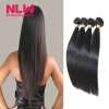 Free Shipping 8A Top Quality Malaysian Straight Virgin Hair 4 Bundles NLW Hair Products for Black Women Full Soft Thick Smooth 2016 top quality st01 01 02 cable for digiprog iii digiprog 3 odometer programmer st 01 st02 free shipping