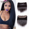 100% Полные перуанские девичьи волосы 13X4 Lace Frontal Closure 8A Virgin Human Hair Straight Ear to Ear Lace Frontals Быстрая доставка 100% полные перуанские девичьи волосы 13x4 lace frontal closure 8a virgin human hair straight ear to ear lace frontals быстрая доставка