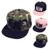 MyMei Men Womens Bboy Hip-Hop adjustable Brim Baseball Snapback Hat Unisex Cotton Cap