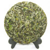 : 	C-PE097 Super Chinese Green Food Puer Tea Fuding White Tea cake 350g Sessile Silver Needle Natural Herbal White Peony bag promotion anti age white tea fuding white peony organic baimudan famous chinese tea reduce sugar blood food