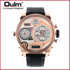 Men Watches Big OULM 9316B Brand Luxury Design Army Japan Movt Quartz dz Watch Male Sport Montres de Marque de Luxe Reloj Hombre oulm 3597 male quartz watch dual movt multifunctional wristwatch