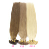 100% Brazilian Remy Fusion Hair Extensions Capsules Nail Tip Hair Silky Straight Keratin Fusion U Tip Hair Extensions100s/lot best new product on sale 30% 750ml brazilian keratin hair treatment hair free shipping