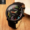 Yazole Cute Lovely Cartoon number Children Watches Fashion Boys Girls Casual Kids Clock Wholesale And Retail Christmas Gift E46 free shipping 1pcs lot star wars kids sets watch and wallet purse wrist quartz christmas children gift cartoon watches