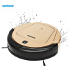 Seebest TURING 1.0 D750 Robot Vacuum Cleaner with Gyroscope Navigation and Wet Mopping replacement accessories kit of vbot t272 robot vacuum cleaner side brushes x4 filter x2 dust paper x3 mopping cloth x2