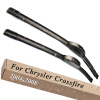 Wiper Blades for Chrysler Crossfire 20&22 Fit Hook Arms 2004 2005 2006 2007 2008