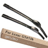 Wiper Blades for Lexus GS450h 24&19 Fit Hook Arms 2007 2008 2009 2010 2011 wiper blades for lexus rx330 26