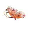 Yoursfs @ Lovely Butterfly Brooches Pin Австрийский кристалл 18K Gold Plated Valentine's Gift для женщин yoursfs heart necklace for mother s day with round austria crystal gift 18k white gold plated