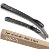 Wiper Blades for Mercedes Benz Citan 23&21 Fit Bayonet Arms 2012 2013 2014 2015 2016 2pcs door ghost shadow lights car styling logo led projector welcome light courtesy doors lamp for mercedes benz cla 2012 2013