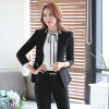 New Professional Formal Long Sleeve Female Blazers Jackets Business Women Work Wear Autumn Winter Blazer Coat Tops Outwear