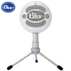 Blue Snowball-iCE Snowball USB Конденсатор Микрофон Компьютерные игры Live Live Singing Singing Microphones Universal K Singing Bar Recording Texture White микрофон blue snowman blue microphones yeti usb ipad