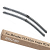 Wiper Blades for Mercedes Benz CLS-Class Coupe W219 26&26 Fit Side Pin Arms 2004 2005 2006 2007 2008 2009 2010 wiper blades for mercedes benz sl class r230 26