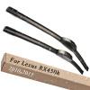 Wiper Blades for Lexus RX450h 26&22 Fit Hook Arms 2010 2011 2012 2013 2014 2015 wiper blades for range rover l322 vogue hse 26