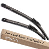 Wiper Blades for Land Rover Freelander 2 L359 24&20 Fit Pinch Tab Arms 2006 2007 2008 2009 2010 2011 2012 2013 2014 накладки на пороги land rover freelander ii 2006 carbon