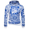 Brand 2017 Hoodie Casual National Wind Hoodies Men Fashion Tracksuit Male Sweatshirt Off White Hoody Mens Purpose Tour fashion men mechanical hand wind watches men skeleton stainless steel wristwatches for male luxury golden watch men