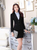 Novelty Gray Long Sleeve Professional Fashion Slim Jackets & Blazer Coat Formal Autumn Winter Ladies Blazers Outwear игрушка ecx ruckus gray blue ecx00013t1