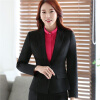 Women Long Sleeve Slim Fitted Work Suit Blazer Office Jacket 2017 Winter Spring Autumn OL Elegant Outwear Top Blszer Plus Size plus size 36 47 high quality lovers autumn winter running shoes for men zapatillas women sport genuine leather high top sneakers