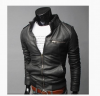 2017 Brand Man Zipper Leather Jackets PU Classic Jaqueta Masculinas Inverno Couro Jacket Men Black Motorcycle Leather Jacket duhan motorcycle jacket men equipment summer breathable motorbike jacket motocross off road jaqueta cloth racing moto