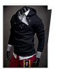 Brand 2017 Hoodie Soild Color New Stitch Zipper Hoodies Men Fashion Tracksuit Male Sweatshirt Off White Hoody Mens Purpose Tour brand 2017 hoodie new zipper cuff print casual hoodies men fashion tracksuit male sweatshirt off white hoody mens purpose tour