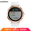 Garmin vivoactive3 VA3 GPS positioning intelligent sports payment watch running cycling swimming call reminder sleep monitoring 50 meters waterproof rose gold