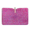 Fawziya Crystal Clutches For Women Dress Purses For Evening Bag