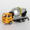 Excavator model Diecast construction vehicle Yellow caterpillar scale truck engineering vehicle model alloy excavator toys metal c