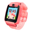 Sugar teemo children smart phone watch GPS positioning Sogou produced anti-lost water quality of the story of pudding powder cotton candy - call version
