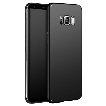 Sendio SAMSUNG Galaxy S8 Mobile Phone Cases Mobile Phone Cases Cover Cases Cover All-In-One Drop Pedestal Matte Black