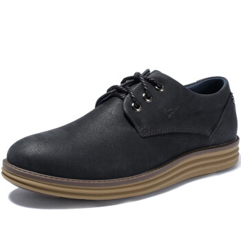 Seven wolves SEPTWOLVES casual shoes men&39s casual shoes British retro casual shoes trend shoes 8362203485 black 42 yards