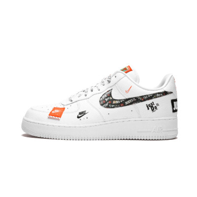 Nike Air Force 1 07 Just Do It af1 Air Force One mens sneakers running shoes