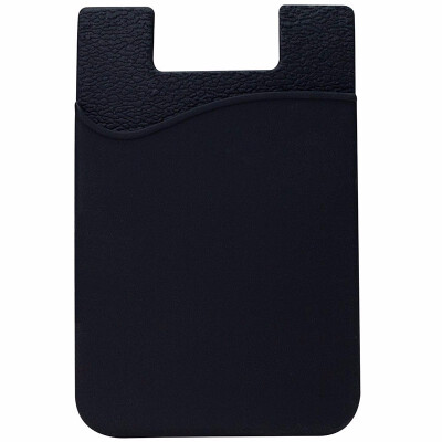 Outdoor Cell Phone Wallet Stick on Wallet For Credit Card