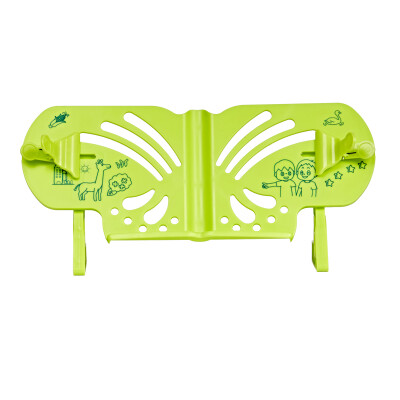 Shaoxi culture reading books green primary school children children reading books reading racks multi-function books books rely on folder book book baffle