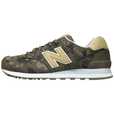 NEW BALANCE ML574CMA sports shoes 574 men and women models retro shoes couple shoes buffer running shoes sneakers