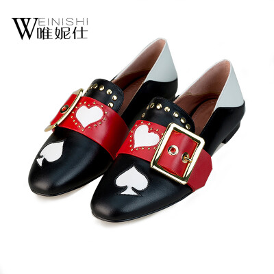 Womens shoes Loafers with low help shoes Casual shoe lady summer flat asakuchi single shoes Light mouth single shoes