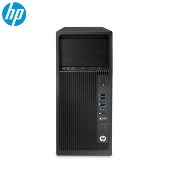 惠普 HP 惠普(HP)Z240 Tower 台式工作站 Z240 TowerE3-1225v6 8G 1T DVD-RW HD P530显卡