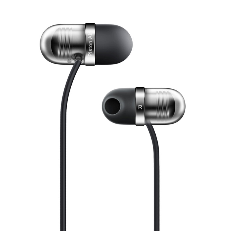 MI Capsule Earphone, Black