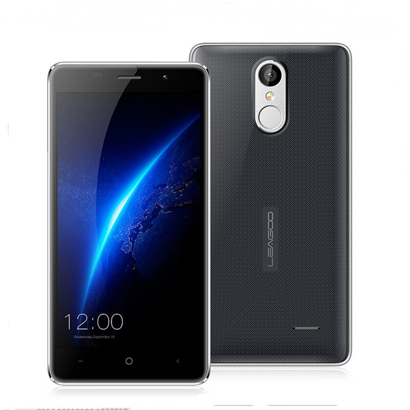 Leagoo M5 Metal Frame Fingerprint  Quad-core 2G RAM+16G ROM Android Phone Beauty Camera 5Mp Back Camera 8Mp