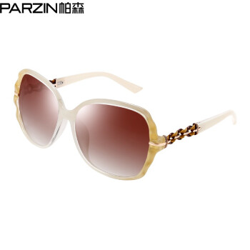 5403067b06 Parsons (Parzin) autumn winter new sunglasses female polarized glasses Lady  Classic Round frame sunglasses driver driving mirror 9514 Pearl White