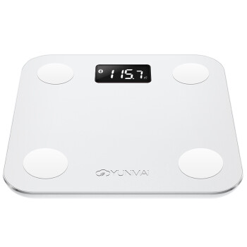 YUNMAI Smart Bluetooth Scale, white